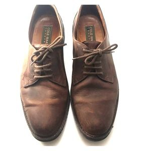 Cole Haan Country Brown Leather Oxfords